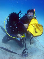padi specialty search and recovery diver