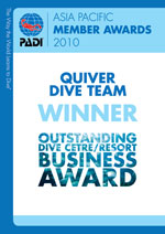 Outstanding (Dive Centre/Resort) Business Award