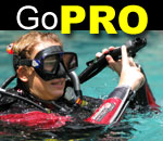 GO Pro - become a PADI scuba diving instructor